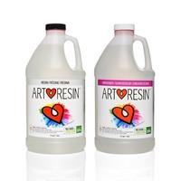 Εικόνα του ART Resin Studio Kit - Ρητίνη 2 Συστατικών 3.78Lt (1 gallon)