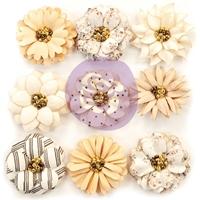 Εικόνα του Prima Marketing Pretty Pale Paper Flowers - Sweet Species