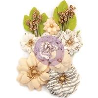 Εικόνα του Prima Marketing Pretty Pale Paper Flowers - Light Landscape