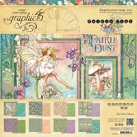 "Εικόνα του Graphic 45 Collection Pack 12""X12"" - Fairie Dust"