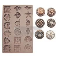 Εικόνα του Prima Re-Design Καλούπι Σιλικόνης - Seashore Treasures