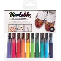 Εικόνα του American Crafts Brush Tip Markables Fabric Markers