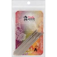 Εικόνα του Tandy Leather Stitching Needles - Βελόνες με Στρογγυλεμένη Μύτη