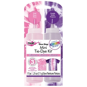 Picture of Tulip One-Step Mini Tie-Dye Σετ Βαφής για Υφασμα - Princess