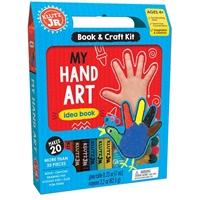 Εικόνα του Ζωγραφική με τα Χέρια - My Hand Art Kit