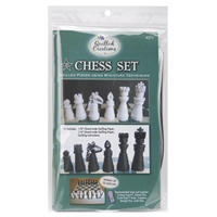 Εικόνα του Quilled Creations Quilling Kit - Chess Set