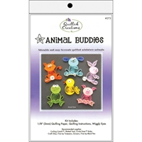 Εικόνα του Quilled Creations Quilling Kit - Animal Buddies