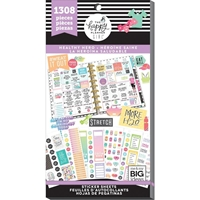 Εικόνα του Create 365 Happy Planner Sticker Value Pack - Healthy Hero