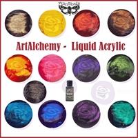 Εικόνα για την κατηγορία Finnabair Art Alchemy Liquid Acrylic Paint