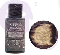 Εικόνα του Finnabair Art Alchemy Liquid Acrylic Paint - Burnt Sienna
