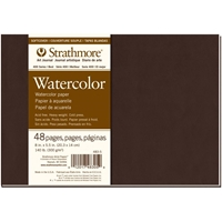 "Εικόνα του Strathmore Softcover Watercolor Journal 8""X5.5"""