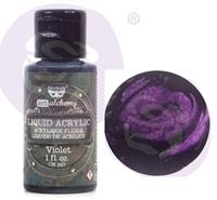 Εικόνα του Finnabair Art Alchemy Liquid Acrylic Paint - Violet