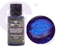 Εικόνα του Finnabair Art Alchemy Liquid Acrylic Paint - Ultramarine