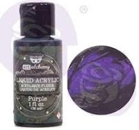 Εικόνα του Finnabair Art Alchemy Liquid Acrylic Paint - Purple