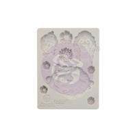 """Εικόνα του Καλούπια Σιλικόνης Finnabair Decor Moulds 3.5""""X4.5"""" - Art Nouveau"""