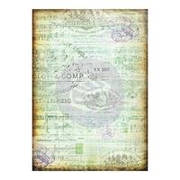Εικόνα του Finnabair Mixed Media Tissue Paper - Musica