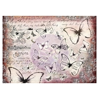 Εικόνα του Finnabair Mixed Media Tissue Paper - Flutter