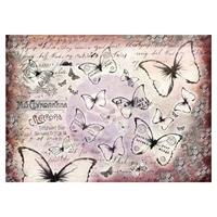 Εικόνα του Finnabair Mixed Media Tissue Paper - Flutter