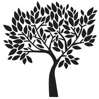Εικόνα του Crafter's Workshop Template 15x15 - Faithful Tree
