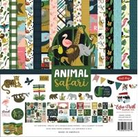 """Εικόνα του Echo Park Collection Kit 12""""X12"""" - Animal Safari"""