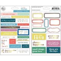 Εικόνα του Everyday Musings Phrase Stickers