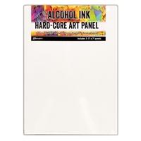 """Εικόνα του Tim Holtz Alcohol Ink Hard Core Art Panel 5""""X7"""""""