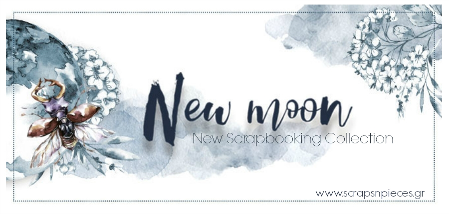 New Moon Scrapbooking Collection