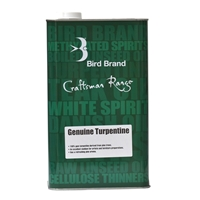 Εικόνα του Bird Brand Genuine Distilled Turpentine 1000ml