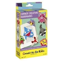 Εικόνα του Corner Creature Bookmarks - Mini Kit