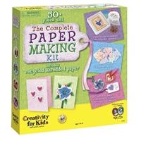 Εικόνα του The Complete Paper Making Kit - Κιτ Κατασκευής Χαρτιού
