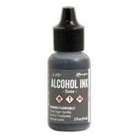 Εικόνα του Tim Holtz Alcohol Ink - Μελάνι Οινοπνεύματος - Slate