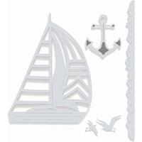 Εικόνα του Μήτρα Κοπής Sweet Dixie Dies - Yacht