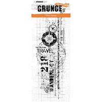 Εικόνα του Studio Light Grunge Collection Σφραγίδα - No. 337