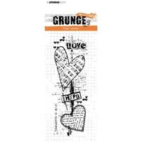 Εικόνα του Studio Light Grunge Collection Σφραγίδα - No. 365