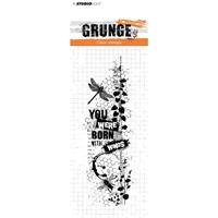 Εικόνα του Studio Light Grunge Collection Σφραγίδα - No. 343
