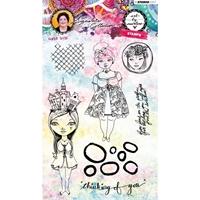 Εικόνα του Art By Marlene Stamps - Girlie Style