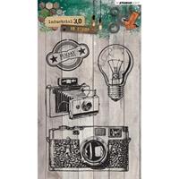 Εικόνα του Studio Light Industrial Σετ Σφραγίδες - No. 316