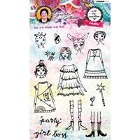 Εικόνα του Art By Marlene Stamps - Girl Boss