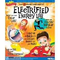 Εικόνα του Scientific Explorers- Εργαστήριο Ηλεκτρισμού