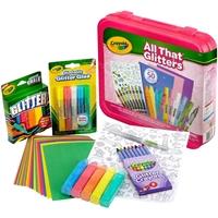Εικόνα του Crayola  Βαλιτσάκι Δημιουργίας - All that Glitters
