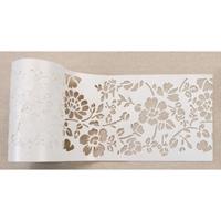 """Εικόνα του Redesign Stick & Style Stencil Roll 4""""X15yd - Cornelle Garden"""
