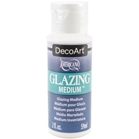 Εικόνα του DecoArt Americana Faux Glazing Medium