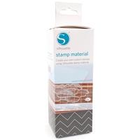 """Εικόνα του Silhouette Stamp Material 6""""X7.5"""" - Υλικο Κοπής για Σφραγίδες"""