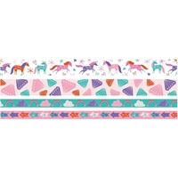 Εικόνα του We R Washi Tape Rolls - Unicorn