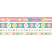 Εικόνα του We R Washi Tape Rolls - Pastel