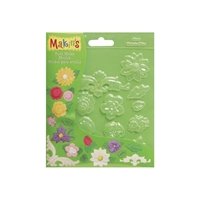 Εικόνα του Makin's Clay Push Molds - Floral