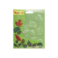 Εικόνα του Makin's Clay Push Molds - Leaves