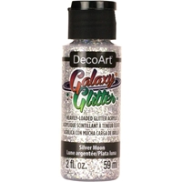 Εικόνα του DecoArt Galaxy Glitter Acrylic Paint - Silver Moon