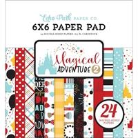 """Εικόνα του Echo Park Double-Sided Paper Pad 6""""X6"""" - Magical Adventure 2"""