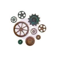Εικόνα του Μεταλλικά Διακοσμητικά Finnabair Mechanicals - Machine Parts